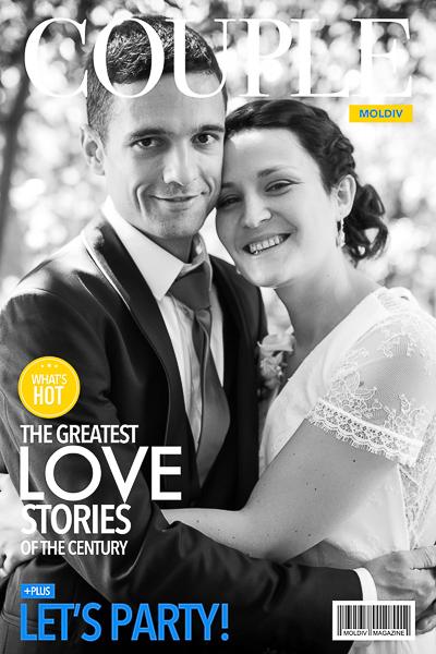 Photo de couple sur mag
